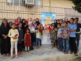 اجرای برنامه ی «پویش فصل گرم کتاب » کانون اصفهان