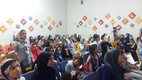 ویژه برنامه دهه کرامت مرکز سولقان کانون تهران