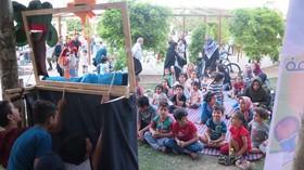 گزارش تصویری نخستین اجرای تابستانی پویش «فصل گرم کتاب»