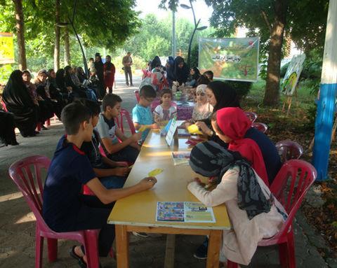 «پویش فصل گرم کتاب» در استان گیلان