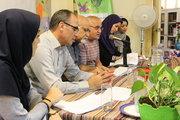 پاسداشت روز ملی ادبیات در ۱۲۶مین انجمن ادبی آفرینش کانون استان تهران
