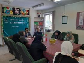 دومین نشست انجمن ادبی مرکز شماره۲ کانون مشگینشهر برگزار شد
