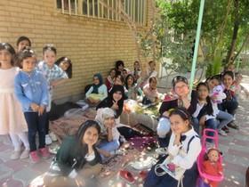جشن خاله بازی در مرکز فرهنگی هنری فردوس