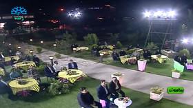حضور مربیان کانون تبریز در برنامه زنده تلویزیونی شبکه استانی سهند