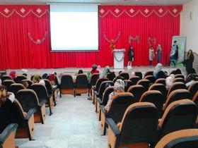 جشن «دختران آفتاب» در  مرکز فرهنگی هنری درمیان