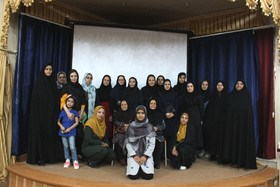 آغاز جنبش قصه گویی در کانون خراسان جنوبی با برگزاری کارگاه آموزشی ویژه مادران