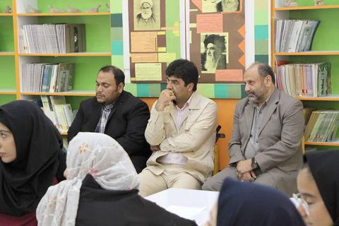 گزارشتصویری افتتاحیه انجمن قصهگویی کانون قم