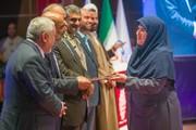 تجلیل از «مهناز فتاحی» در جشنواره ملی پویانمایی