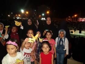 حضور فعال کانون خراسان جنوبی در اجتماع نیلوفرانه پارک توحید بیرجند
