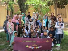 جشن روز دختر در مراکز کانون استان کرمان
