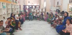 برگزاری ویژهبرنامههای روز عفاف و حجاب در مراکز فرهنگیهنری کانون پرورش فکری سیستان و بلوچستان