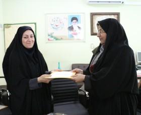 تقدیر مدیر کل از کارکنان با حجاب برتر/ کانون فارس