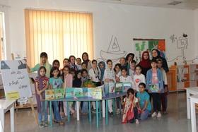 گزارش تصویری روز ملی ادبیات کودک و نوجوان مرکز شماره 2 بجنورد