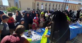 هفته عفاف و حجاب در مراکز کانون آذربایجان شرقی
