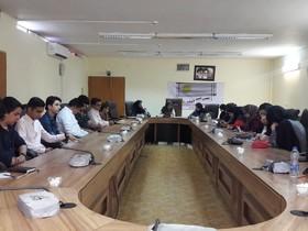 هشتاد و سومین انجمن ادبی آفتاب با محوریت داستان برگزار شد
