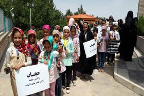گزارش تصویری از گرامیداشت هفتهی حجاب در مراکز فرهنگیهنری کانون پرورش فکری استان سمنان