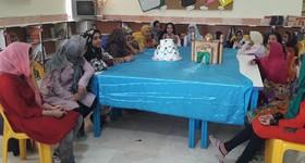 برگزاری جشن میلاد امام رضا(ع) در مراکز فرهنگیهنری کانون پرورش فکری سیستان و بلوچستان