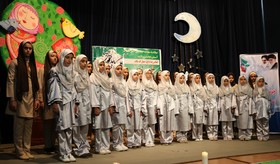 جشن میلاد امام رضا (ع) هم زمان با هفته عفاف و حجاب