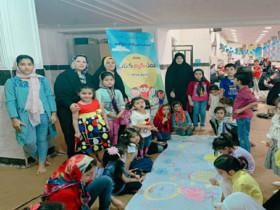 ایستگاه دوم پویش فصل گرم کتاب استان بوشهر(مراکز دیلم-دیر)