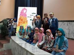 جشن میلاد امام رضا(ع)و ویژه برنامه هفته عفاف و حجاب در مراکزکانون استان اصفهان