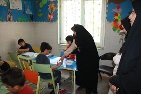 گرامیداشت مناسبتها و یک بازدید استانی در مراکز کانون استان قزوین