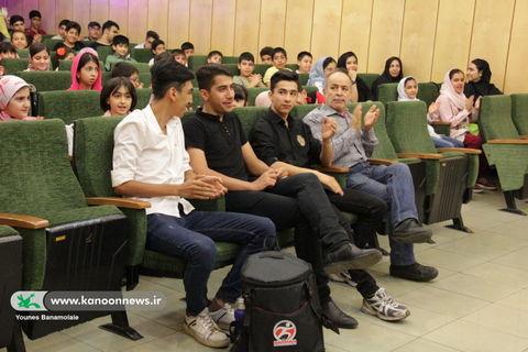 اکران فیلم ضربه فنی در کانون نمایش استان تهران/ عکس از یونس بنامولایی