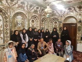 دومین بازدید همیاران میراث از انگورستان ملک اصفهان