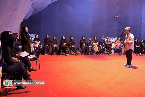انجمن قصهگویی پشتوانه علمی جشنواره قصهگویی کانون