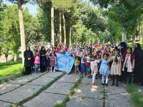 استقبال از پویش فصل گرم کتاب در مراکز کانون پرورش فکری استان کرمانشاه