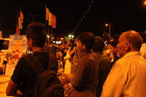 پویش فصل گرم کتاب در کانون پرورش فکری سیستان و بلوچستان