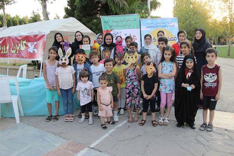 سومین روز پویش ملی فصل گرم کتاب در البرز