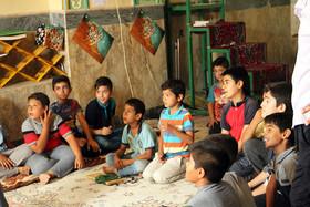 گزارش تصویری فعالیت واحد سیار روستایی بجنورد در قالب پیک امید