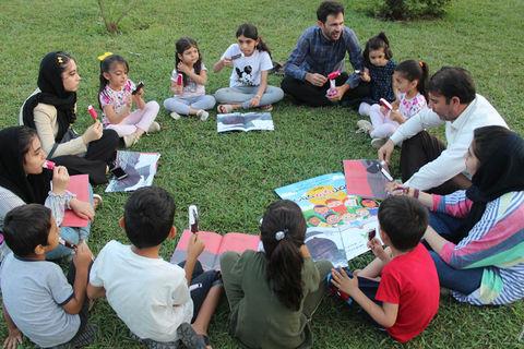 پویش فصل گرم کتاب از نگاه دوربین؛ کانون استان اردبیل