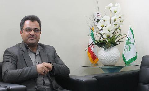 معاون جدید اداری مالی کانون خوزستان منصوب شد