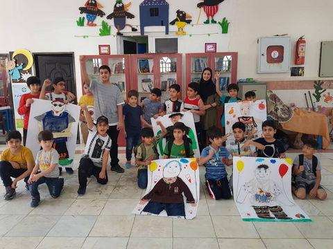 تابستان گرم مراکز فرهنگی هنری کانون استان بوشهر