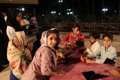 دومین هفته از پویش «فصل گرم کتاب» در یزد، برگزارشد