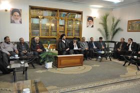 بازدید مدیرکل کانون استان از مراکز و شرکت در نشستهای تخصصی پاسداشت هفته استان اردبیل