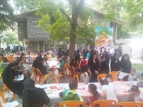 پنجمین پویش فصل گرم کتاب در کانون ایلام برگزار شد