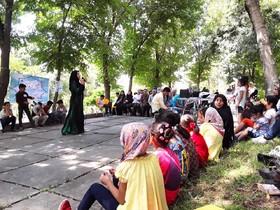 آغاز جشن های قصه گویی کانون پرورش فکری استان کرمانشاه در شهرهای مختلف استان