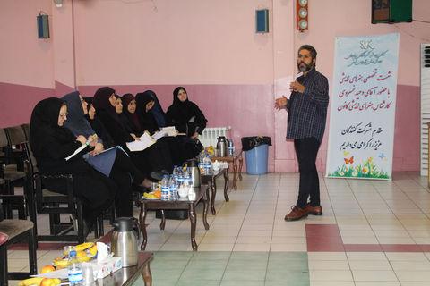 کارگاه تخصصی نمایش عروسکی برای مربیان فرهنگی کانون در تبریز