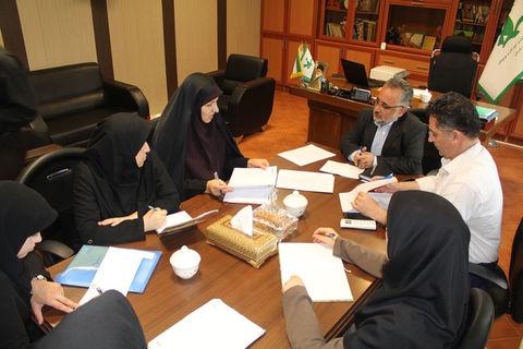 برگزاری سومین جلسه شورای اقدام پژوهی در کانون آذربایجان شرقی