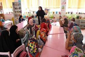 گزارش تصویری فعالیتهای تابستانی در مراکز فرهنگی و هنری کانون استان قزوین