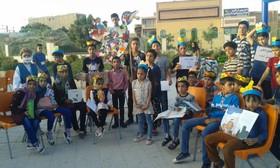 پویش فصل گرم کتاب در مرکز فرهنگی هنری شماره 2 صفاشهر