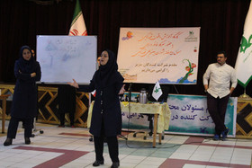 کارگاه آموزش «فنون قصهگویی» در کانون تبریز
