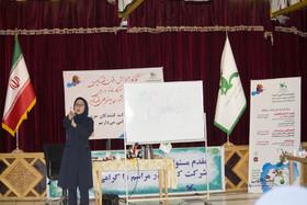کارگاه تخصصی «فنون قصهگویی» ویژهی مربیان کانون در تبریز