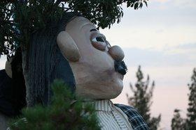 شادپیمایی عروسکها و مهرواره باغ کاغذی در کرمان
