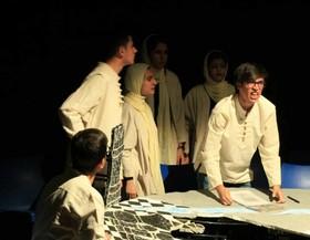 نمایشنامه آرش در رفسنجان خوانده شد