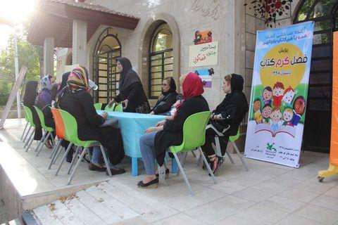 کارگاههای «مهارتهای مثبت اندیشی » و «قصهگویی» در بوستان «فاتح»کرج برگزارشد