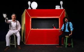 نمایش «مبارک و قالیچه پرنده» در مرکز تئاتر کانون