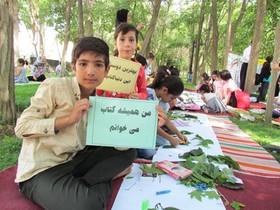 پویش فصل گرم کتاب در مراکز کانون کردستان به روایت تصویر2